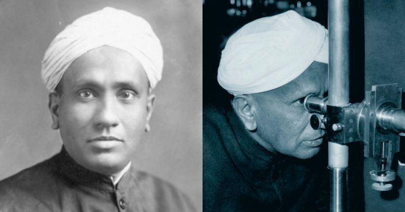 90 years ago today  sir cv raman discovered a property of