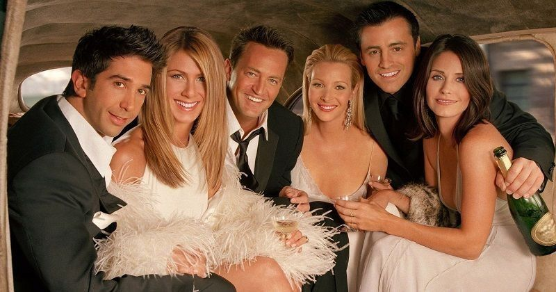 Jennifer Aniston Teases The Possibility Of 'Friends