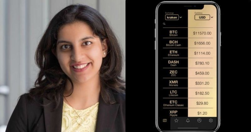Meet Harshita Arora, A 16-YO Self-Taught Developer Behind One Of The Most Popular Crypto Apps