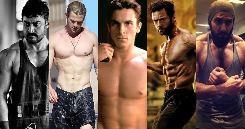 11 Extreme Celebrity Fitness Transformations - Big Bang Report