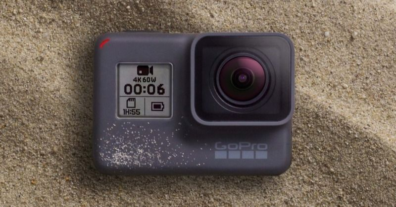 gopro hero 6 black review the world 39 s best action camera just got even better. Black Bedroom Furniture Sets. Home Design Ideas
