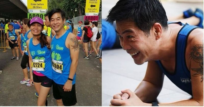 Chain Smoker, Heart Patient And Now Marathon Runner - The Amazing Journey Of Jimmy Hoon