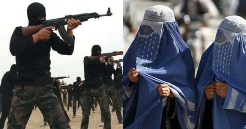 LeT Threatens Kashmiri Women To Follow Taliban-Type Dress Code, Or Else Face 'Consequences'