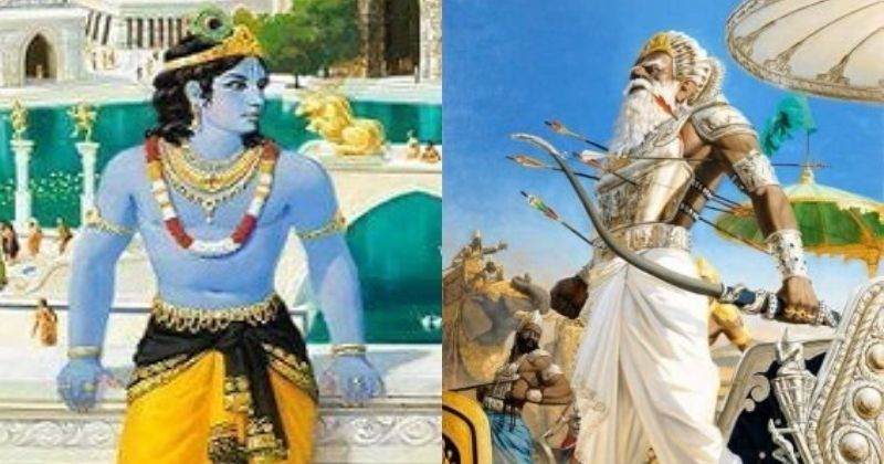 Italian Artist Stus The Mahabharata For 5 Years Takes 12 To Fully Paint It Indiatimes Com