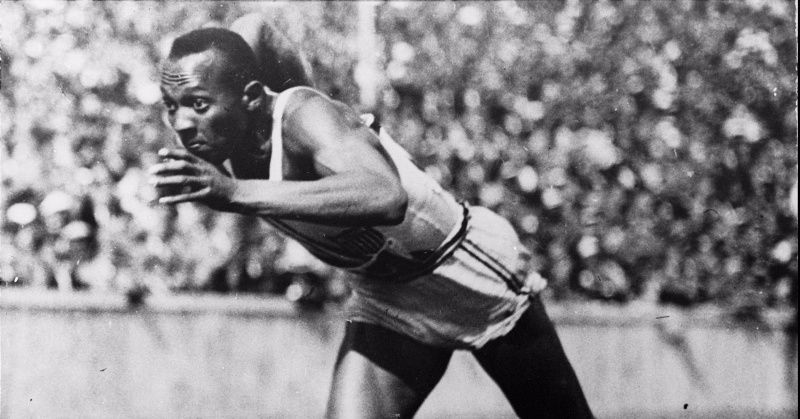 Remembering Jesse Owens, The Man Who Fought Racism & Defied Hitler To Win 4 Olympic Gold Medals