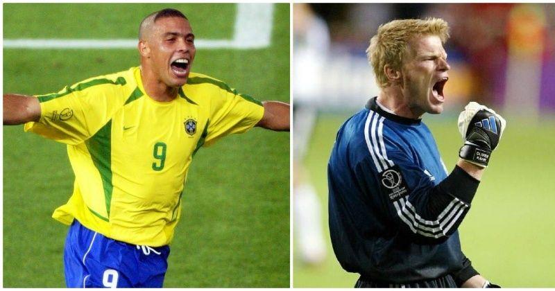 cf8b767a5 FIFA World Cup Classic - Ronaldo Vs Oliver Kahn