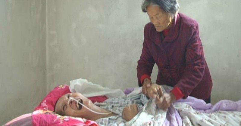 Seorang Pria Cina Terbangun Setelah Koma Selama 12 Tahun #FacebookDown #beritahariini