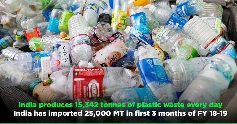 Why Is India Importing Plastic Scrap When We Can't Recycle What Is