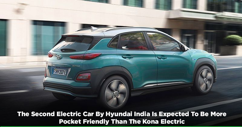 After Kona Electric Suv Hyundai Might Launch A More Pocket Friendly