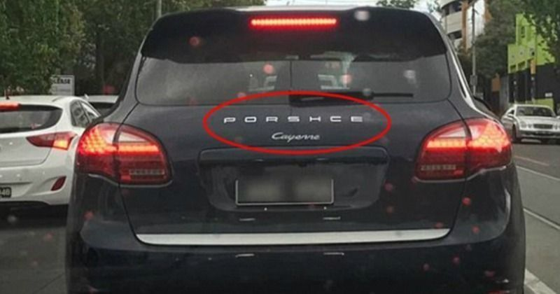 Driver S Luxury Porsche Cayenne Worth Rs 87 75 000 Got