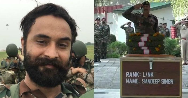 Image result for sandeep singh army