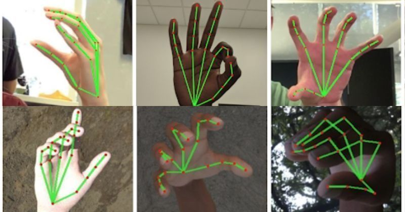 English To Italian Translator Google: Artificial Intelligence:Google AI Can Track Hand Movement