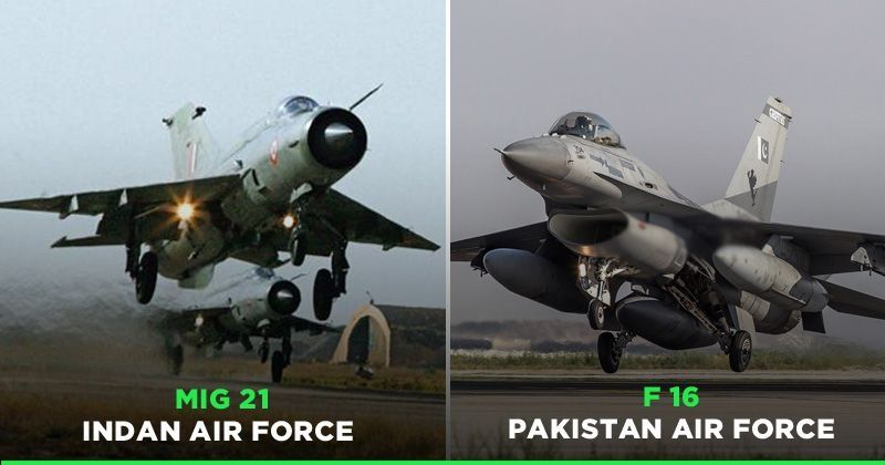 Indian Air Force Vs Pakistan Air Force:Indian Air Force Vs