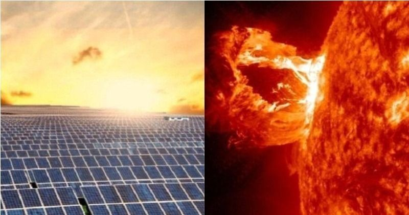 Solar Power China Will Have A Solar Power Plant 36 000 Km