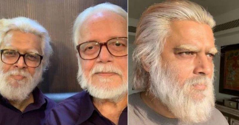 R Madhavan Hairstyle: R Madhavan:R Madhavan's Transformation For Film Rocketry