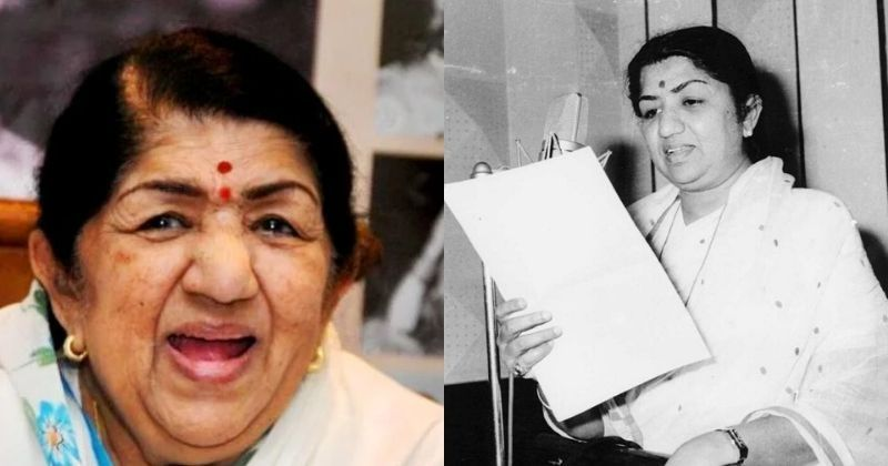 10 Of The Best Lata Mangeshkar Songs That Will Make You Nostalgic