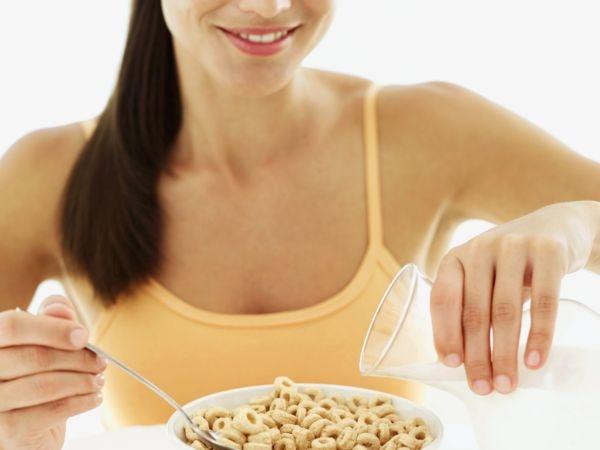 High-Fiber Cereals