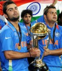 Trophy belongs to us!