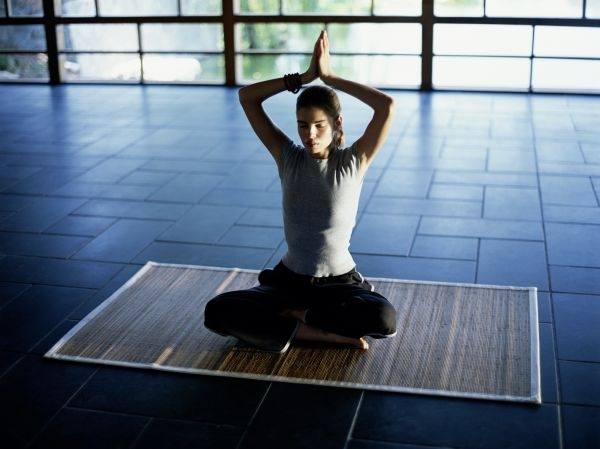 Yoga helps ward off allergies