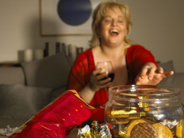 Question #1: How exactly does alcohol lead to weight gain?