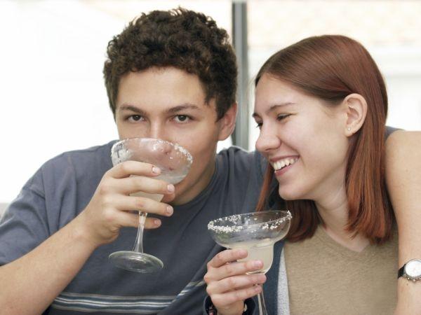 MYTH #2: I can drink as much as my boy friend.