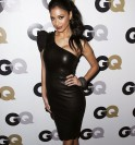 """Singer Nicole Scherzinger attends the GQ """"Men of the Year"""" party in Los Angeles"""