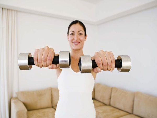 Weight Training for Osteoporosis Prevention