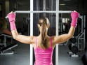 Lat Pulldown Exercises (behind the head)