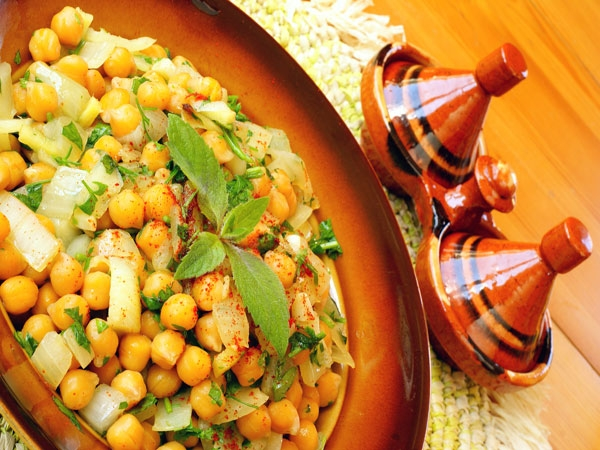 Spicy Chickpea