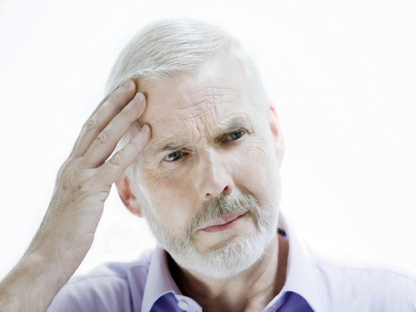 Memory Loss Affecting Daily Function