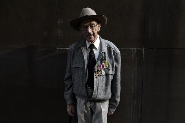 AustOn ANZAC (Australia New Zealand Army Corps) Day, citizens and members of the countries
