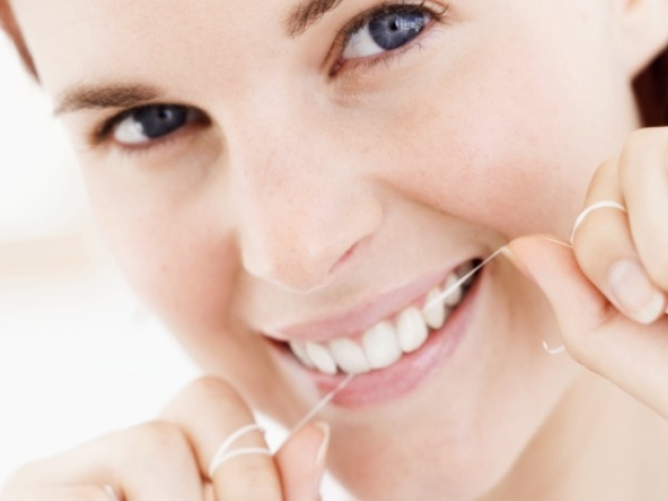 Continue with good oral hygiene