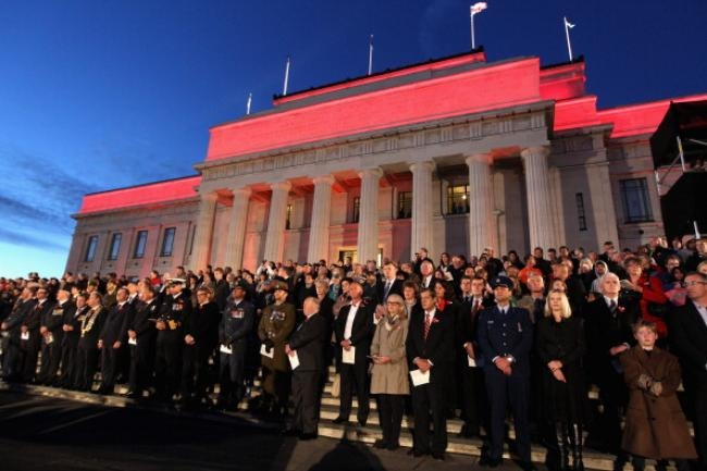 On ANZAC (Australia New Zealand Army Corps) Day, citizens and members of the countries