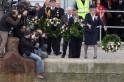 Titanic Centenary Memorial Held At The Port Of Southampton