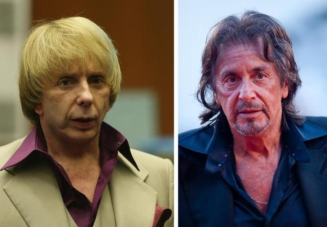 Al Pacino To Play Phil Spector