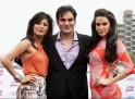 Neha Dhupia, Chitrangada Singh & Arbaaz Khan