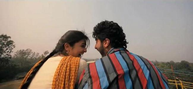 Arjun and Parineeti