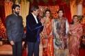 Abhishek, Amitabh, Taneesha, Bappa Lahiri and Jaya Bachchan