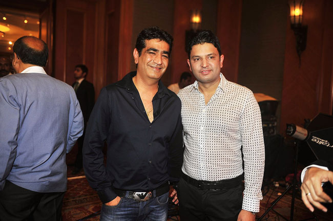 Kishan and Bhushan Kumar