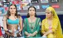 Neha Dhupia, Dia Mirza and Preity Zinta