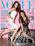 Gauri-Sussanne on Vogue