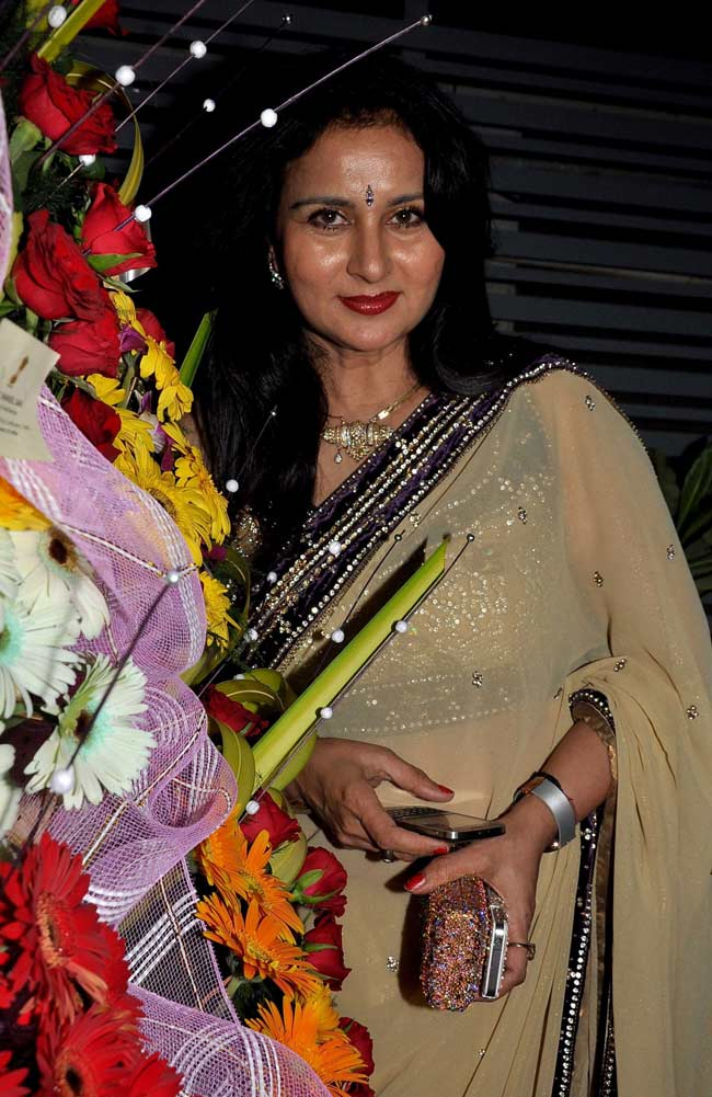 Birthday girl, Poonam Dhillon