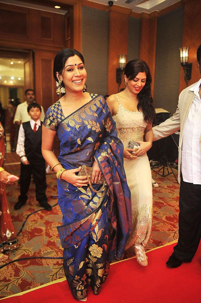 Sakshi Tanwar and Kavita Kaushik