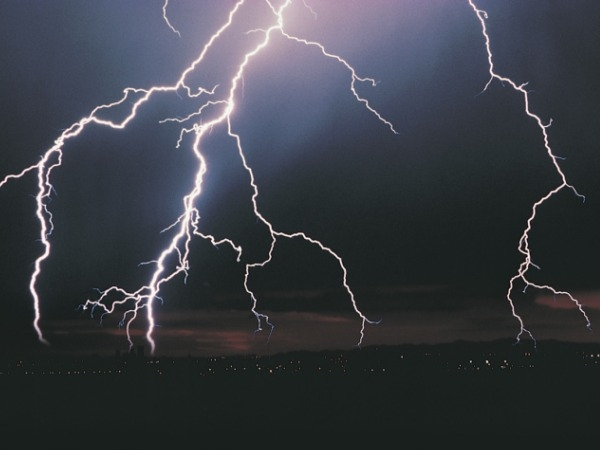 Astraphobia: Fear of Thunder and Lightening