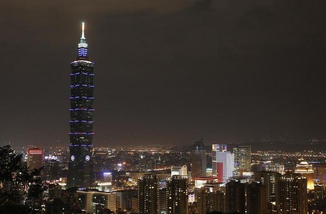 Taipei 101 building (1,670.6 ft)