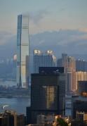 International Commerce Centre (1,588 ft)
