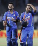 Kohli and Raina