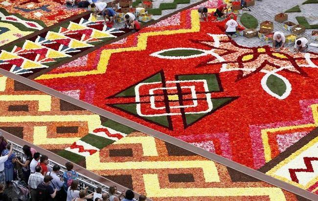 Flower Carpet @ Brussels