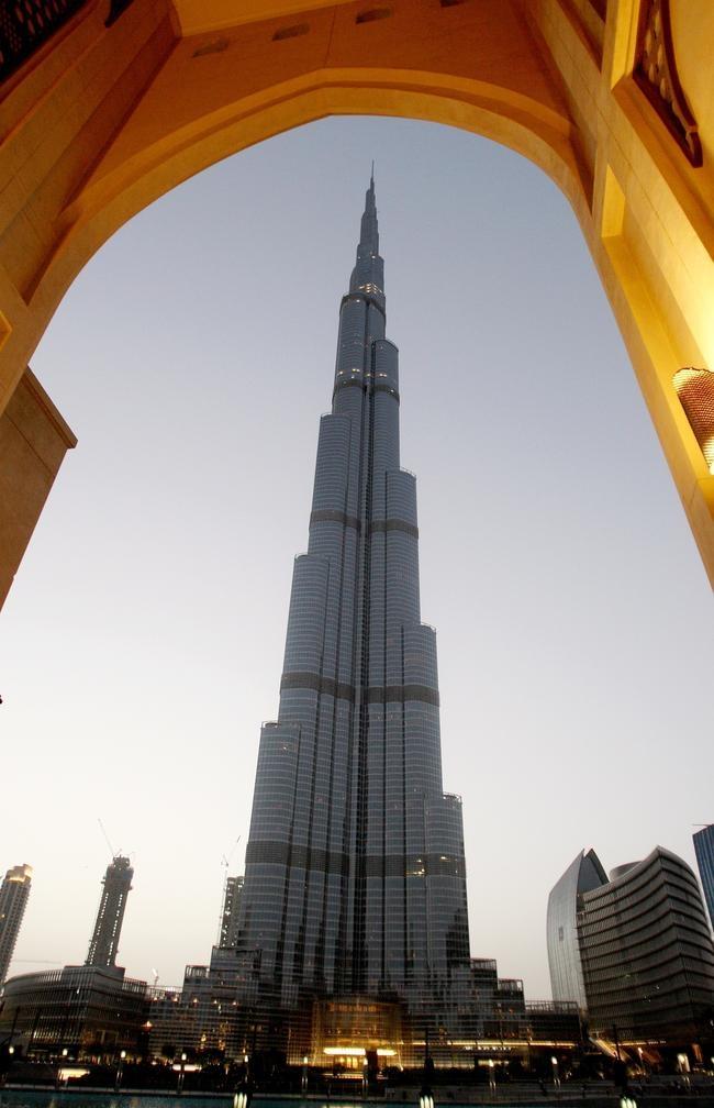 Burj Khalifa (2,717 ft)