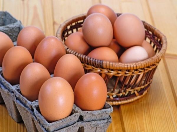 Whole eggs